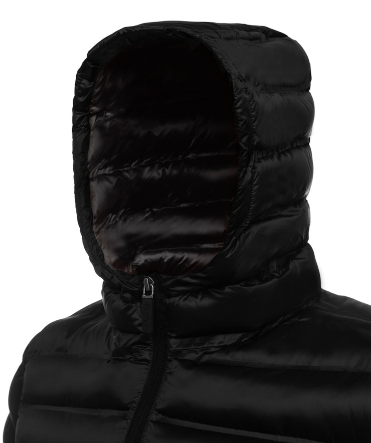 Alix Puffer Jacket With Balaclava and Hood