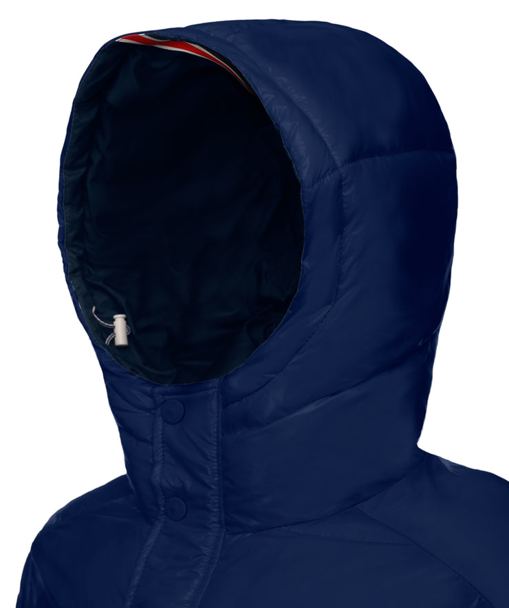 Oliver Contemporary Stylish Jacket with Hood