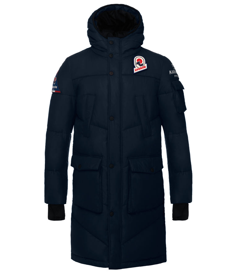 Karakorum Long Parka with Hood and Balaclava