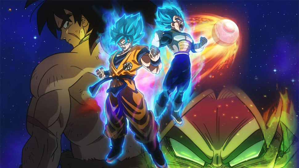 Dragon Ball Super Broly will premiere in theaters on 1 January, 2019