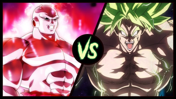 Broly vs Jiren who is stronger ?