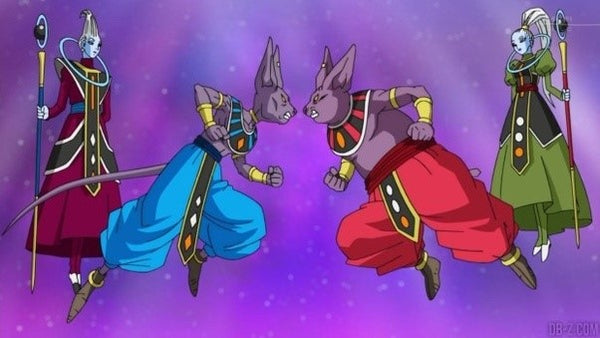 Champa and Beerus - Who is stronger ?