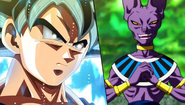 Is Goku stronger than Beerus ?