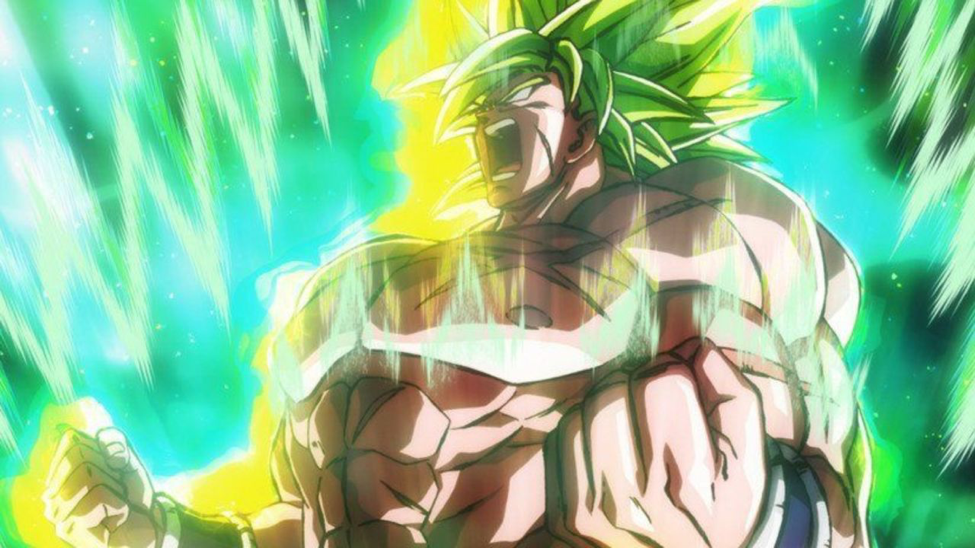 Power of Broly ?
