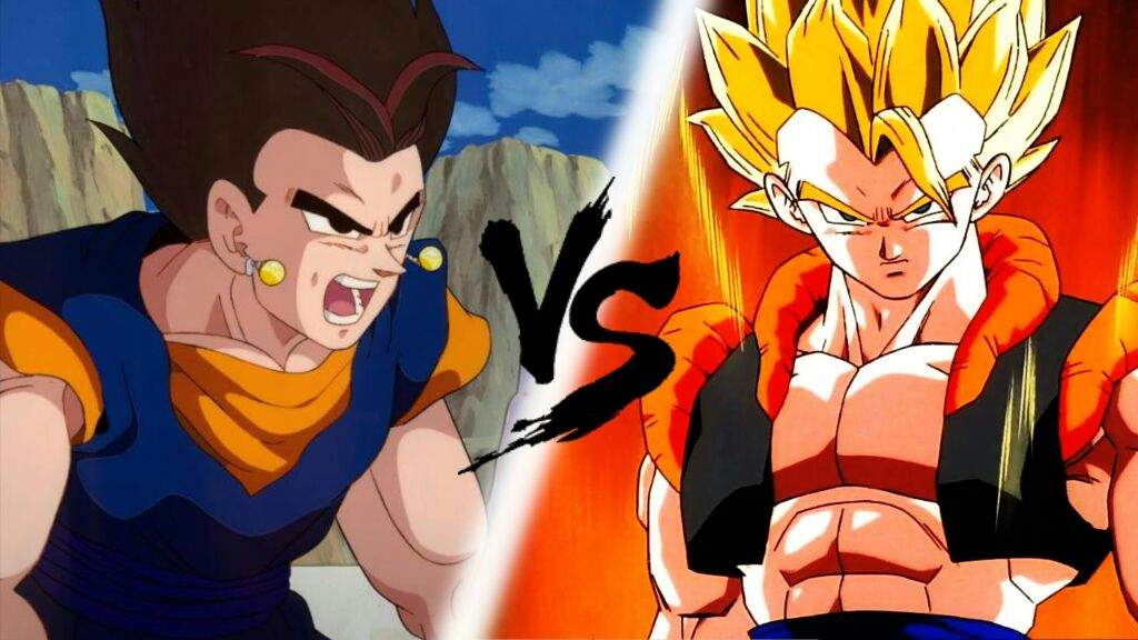 What is the difference between Vegito and Gogeta ?