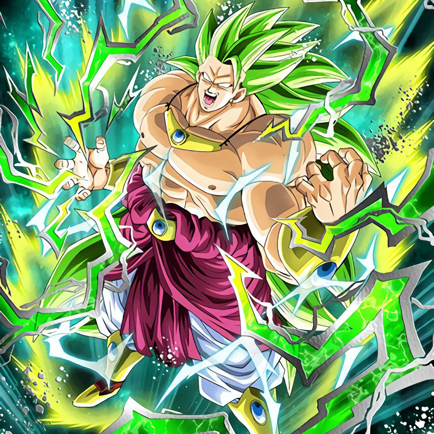 Super Saiyan Broly - DBZ Accessories