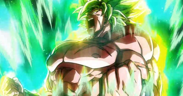 Broly - Legendary Super Sayan