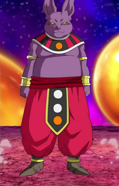 Champa Dragon Ball Super