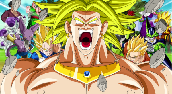 Who is broly
