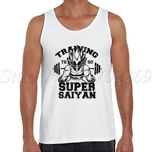Dragon Ball Z Men tank tops 2018 -5