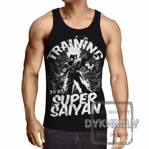 Dragon Ball Z Costume Mens Tank Top -5