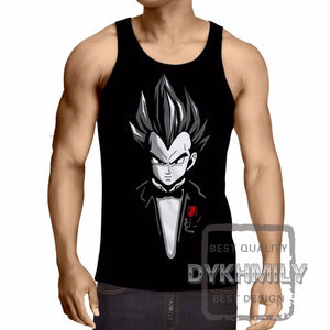 Dragon Ball Z Costume Mens Tank Top -4