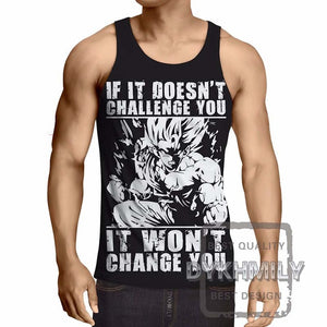 Dragon Ball Z Costume Mens Tank Top -6