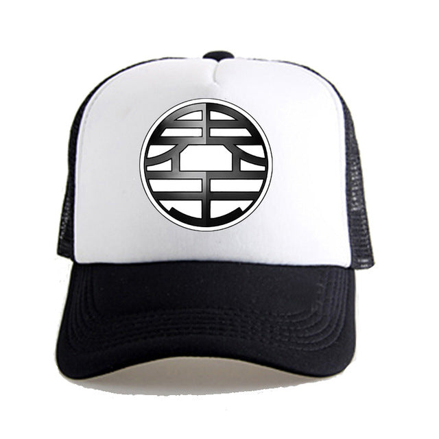 Anime Women Men Dragon Ball Z Hat Baseball -2