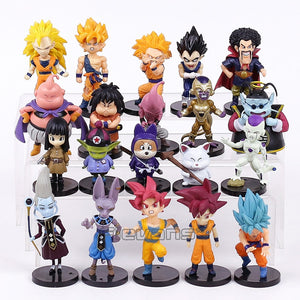 Dragon Ball Z PVC Figures Toys 20pcs/set