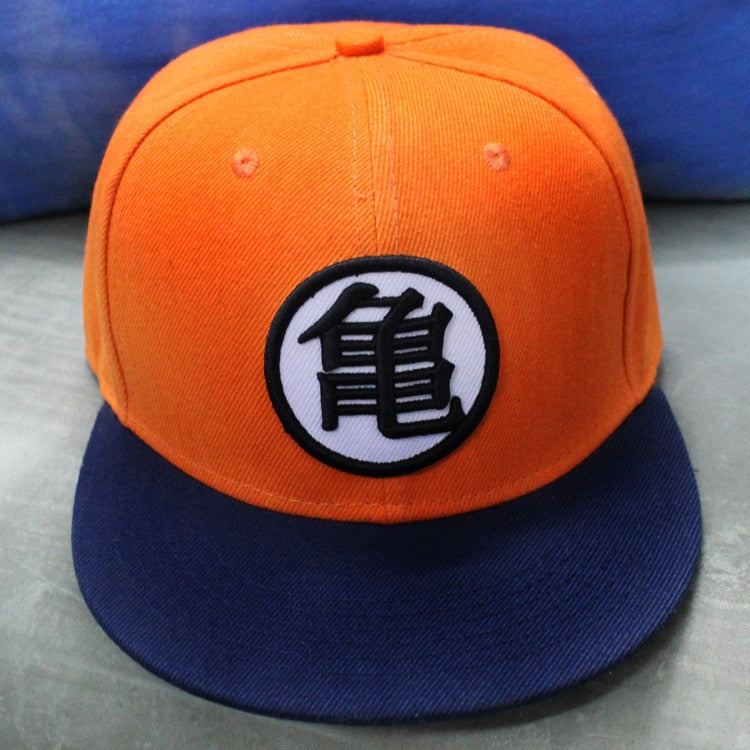 Dragon ball Z Goku Baseball Hat Snapback Flat Hip Hop
