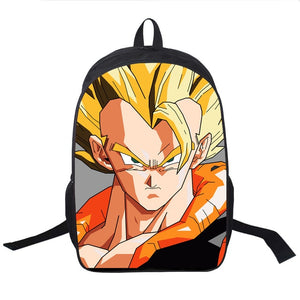 Dragon Ball Z Gogeta Backpack new 2019
