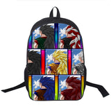 Dragon Ball Goku SSJ 3 Backpack new 2019