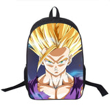 Dragon Ball Z Super Saiyan Gohan Backpack