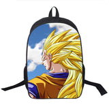 Dragon Ball Z Goku SSJ 3 Backpack