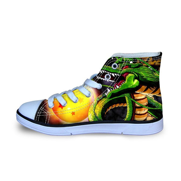 Shenron Dragon Ball Shoes