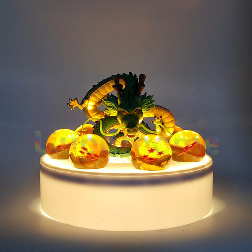 Shenron Crystal Ball LED Night Light