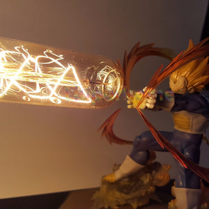Final Flash Vegeta Super Saiyan Led Light Lamp -1