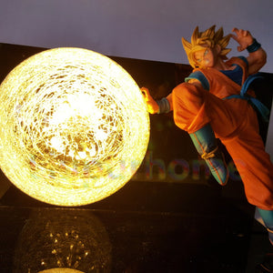 Goku Super Saiyan FES Led Lighting Lamp -1