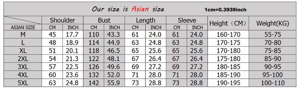 Sweatshirt For Men 2018 Hot Sale Thick Hoodie Print Dragon Ball - size