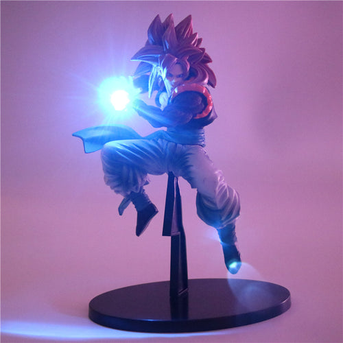 Gogeta Super Saiyan Power Action Figures Night Light