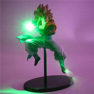 Gogeta Super Saiyan Power Action Figures Night Light -2