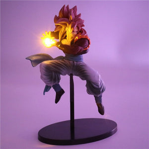 Gogeta Super Saiyan Power Action Figures Night Light -5