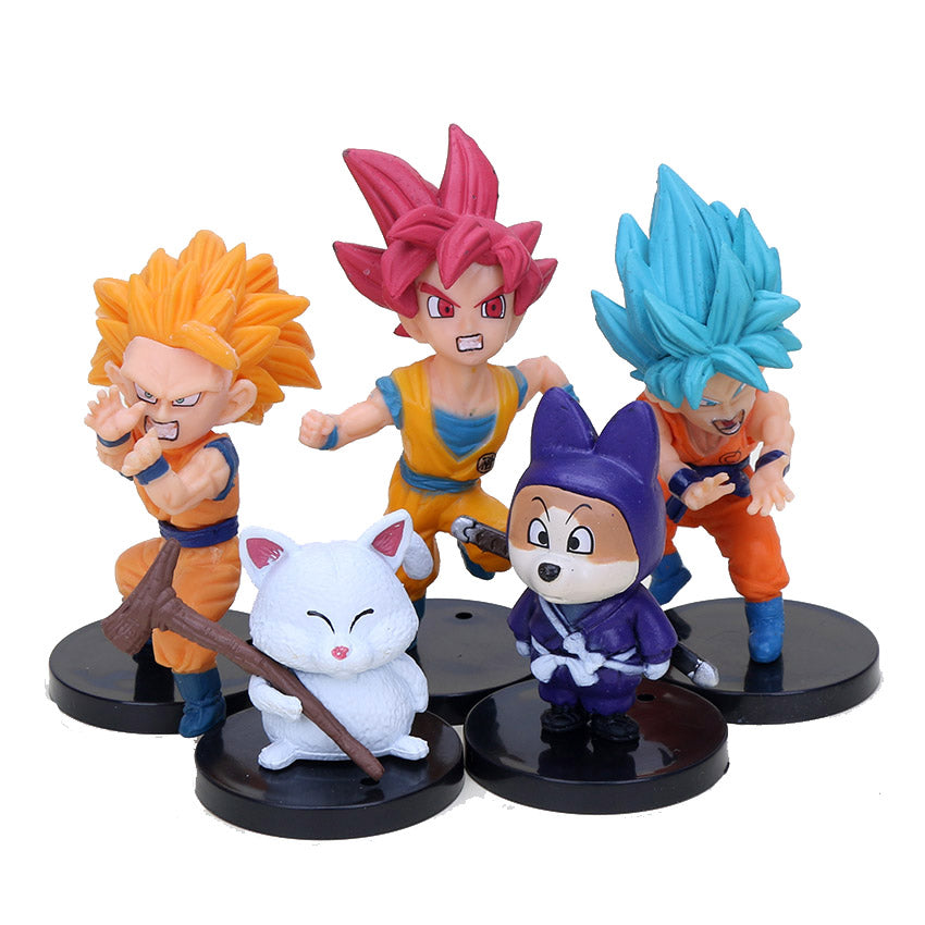 20pcs/set Dragon Ball Z PVC Action Figures -1