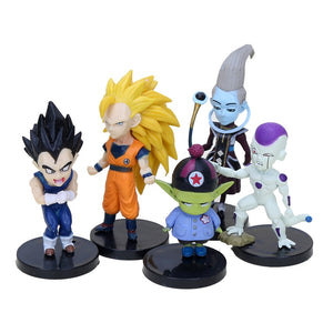 20pcs/set Dragon Ball Z PVC Action Figures -4