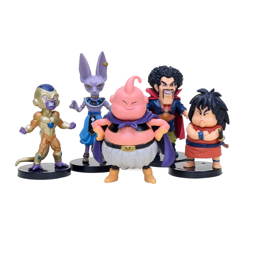 20pcs/set Dragon Ball Z PVC Action Figures -2