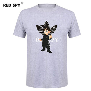 Funny Summer Cotton T-shirt Dragon Ball Z