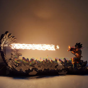 Son Goku Led Light Lamp Kamehameha