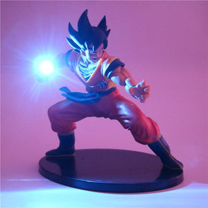 Son Goku Action Figures Led Decor Lamp -5