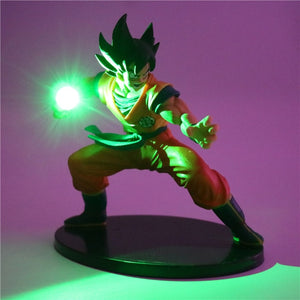 Son Goku Action Figures Led Decor Lamp -1