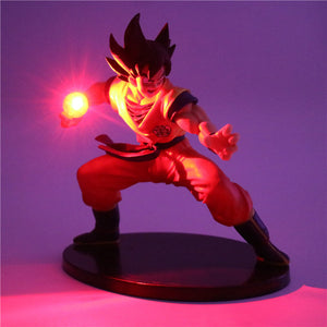 Son Goku Action Figures Led Decor Lamp -2