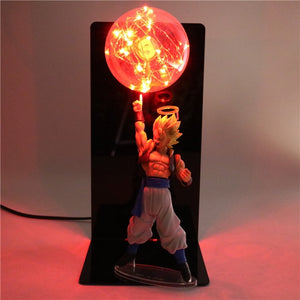 Gogeta Table Lamp Kids Toys Lights -4