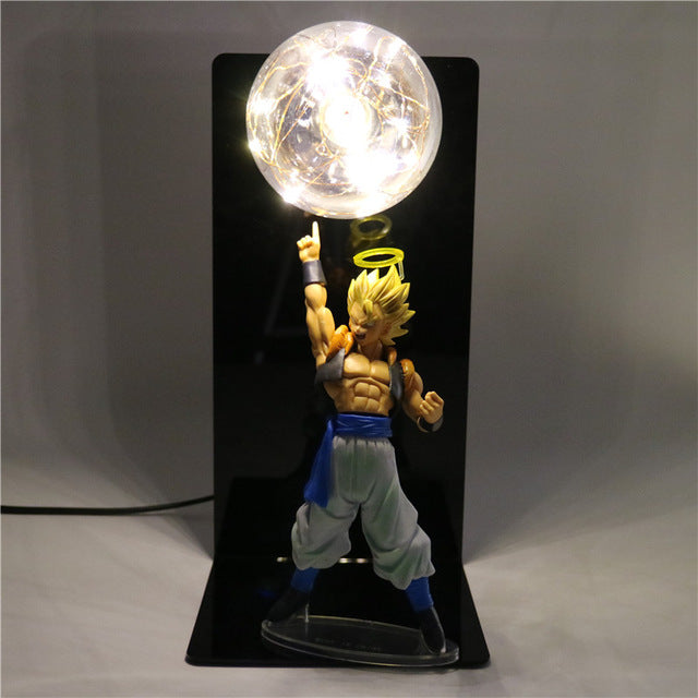 Gogeta Table Lamp Kids Toys Lights