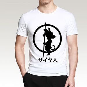 DBZ T-Shirt Men New 2019 100% Cotton