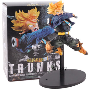 Super Saiyan Trunks Action Figure