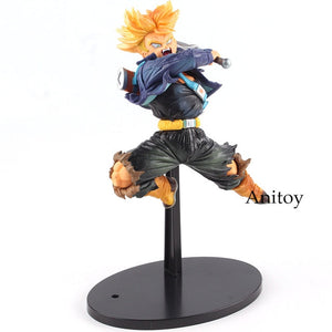 Super Saiyan Trunks Action Figure -2