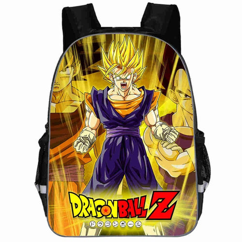 Dragon Ball Z Super Saiyan Vegito Backpack new 2019