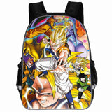DBZ Super Saiyan Gogeta Backpack