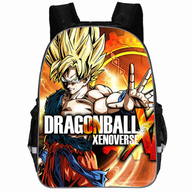 Dragon Ball Xenoverse Backpack