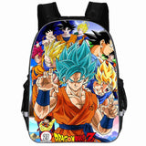 Dragon Ball Goku Blue Backpack new 2019