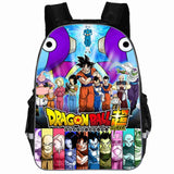 Dragon Ball Z Universe 7 & Zeno Sama Backpack